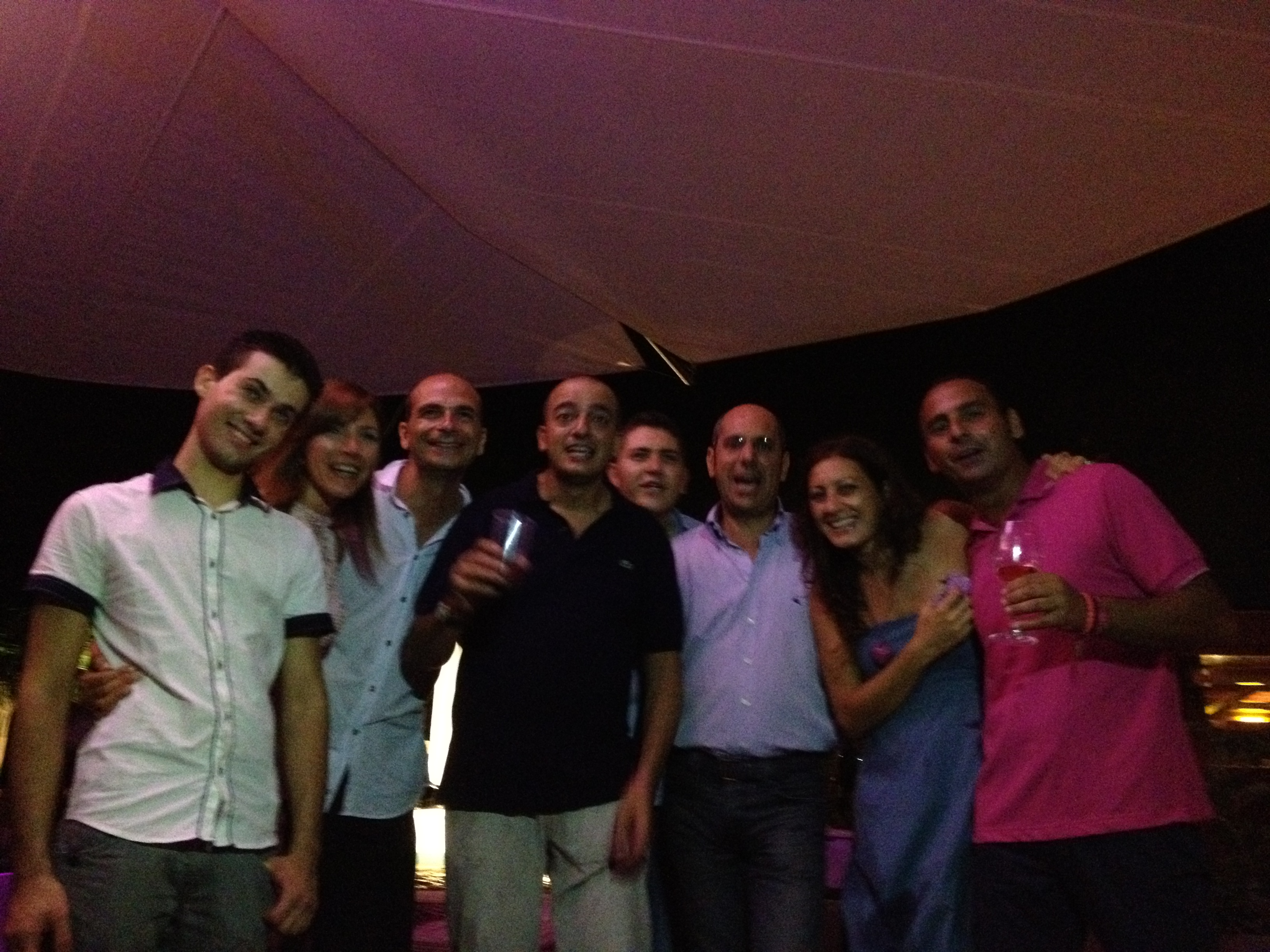 Licata: Notte Rosé 2012, le immagini della serata