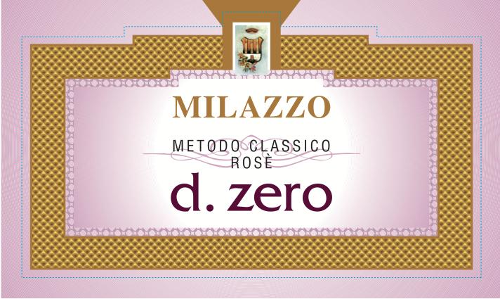 """""""d.Zero"""" il dosaggio zero, la nuova creatura dell'Azienda Agricola G. Milazzo,  sarà presentato in anteprima giovedì 20 dicembre a Palermo, Palazzo Sambuca"""