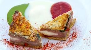Arriva la Lasagna Hamburgher dello chef Vittorio Fusari
