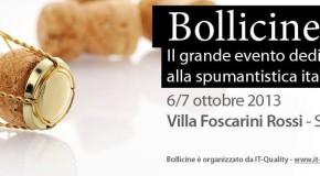 'Born in Sicily. Gli Spumanti' I vini siciliani di scena a Stra il 6 e 7 ottobre