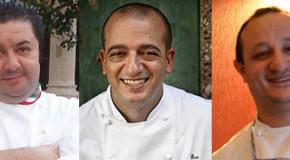 Cuttaia, Mantarro, Sultano, i tre chef stellati insieme per Taormina Gourmet