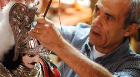 I Paladini di Salvo Mangano, la mostra fotografica sui pupi siciliani a Valverde