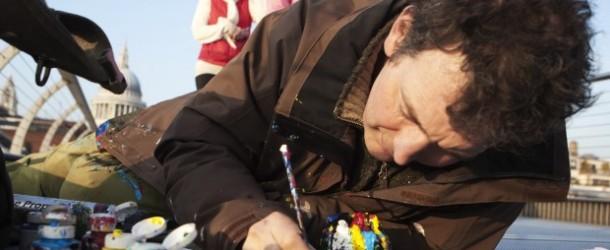 Ben Wilson. L'artista che trasforma il Chewing Gum in opera d'arte