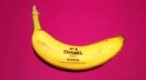 Banane Graffiti, con Marta Grossi la buccia diventa una tela