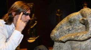 Torino. Al Museo Egizio arrivano i Google Glass, un aiuto per i non udenti