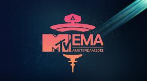 Tutto pronto ad Amsterdam per gli MTV EMA 2013