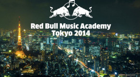 Tokyo ospita il Red Bull Music Academy