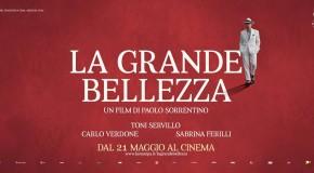 Oscar 2014, La grande bellezza candidato come Miglior film straniero