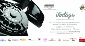 A Palermo in mostra il Vintage