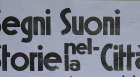 Pesaro, Flash Mob aspettando PAROLE DI MEZZERIA 2014