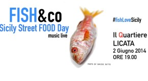 Arriva fish&co il primo LICATA Street FOOD day