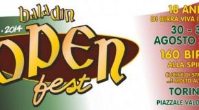 Open Baladin Fest per festeggiare 18 anni di birra