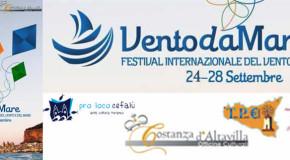 A Cefalù VentodAmare, il Festival internazionale del vento e del mare