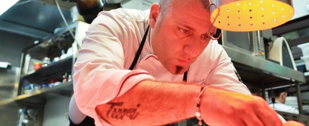 Tony Lo Coco l'astro nascente della cucina Siciliana