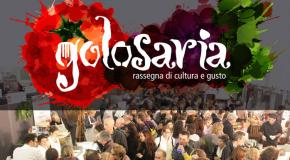 Dal 5 al 7 novembre a Milano è Golosaria