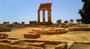 """Valle dei Templi, Panepinto (Pd): """"Nuovi scavi archeologici alla ricerca del Teatro greco"""""""