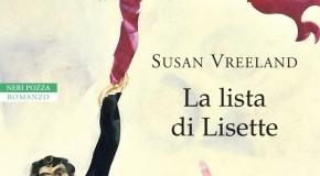 """""""La Lista di Lisette"""": Susan Vreeland torna a conquistare tra arte e letteratura"""