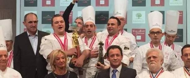L'Italia è medaglia d'oro al campionato mondiale di pasticceria