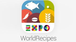 Expo worldrecipes App: il portale dedicato alle ricette di tutto il mondo