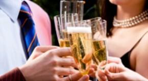 """Vino: """"Bollicine"""" d'Oltralpe e italiane a confronto in Toscana"""