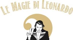 """""""Le magie di Leonardo"""" alla Notte Rosé"""