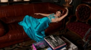 Moda, debutto in passerella per la giovane stilista catanese Francesca Abate