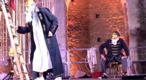 Le Rane di Aristofane al Teatro Akrai di Palazzolo Acreide