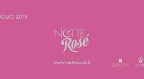 La Notte Rosé domani a Licata, ecco le novità dell'edizione 2015
