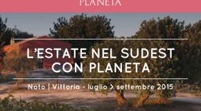 Sicilia, l'estate nel Sud Est con Planeta