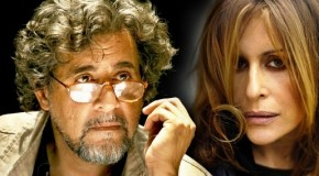 Teatro, Caterina Vertova ed Edoardo Siravo in Giocasta Edipo a Segesta