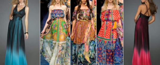 Moda, gli abiti lunghi sono un must dell'estate 2015