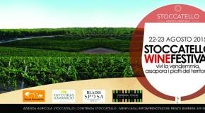 Menfi, il 22 e 23 agosto lo Stoccatello Wine Festival