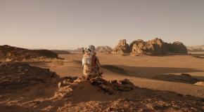SOPRAVVISSUTO – THE MARTIAN: il nuovo trailer ufficiale