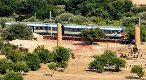 Turismo, i treni storici di Akragas alla valle dei templi sabato 8 agosto