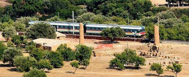 Turismo, dalla Valle dei Templi alla Scala dei Turchi in treno storico il 3 luglio