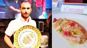 Cous Cous Fest 2015, chef lombardo vince campionato italiano con 'Viaggio in Sicilia'