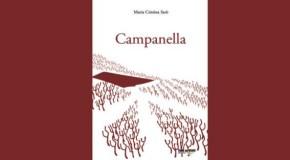 'Campanella', il primo romanzo di Maria Cristina Sarò nato tra le vigne di Menfi