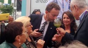 """Expo 2015: """"L'olio delle pace"""" al Cluster BioMediterraneo"""
