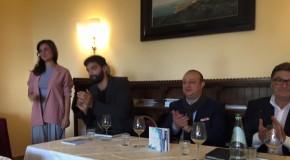 Le Soste di Ulisse a Taormina Gourmet per presentare la guida 2015/2016