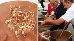 Showcooking con specialità ragusane Dop all'Expo 2015