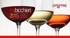 Tre bicchieri special edition 2016 per i 30 anni del Gambero Rosso