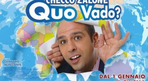 Checco Zalone, Quo vado? in cima alle classifiche