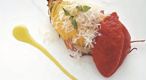 Ricette: Cannolo di melanzana Perlina