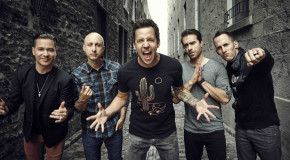 Musica: Simple Plan live in Barcelona