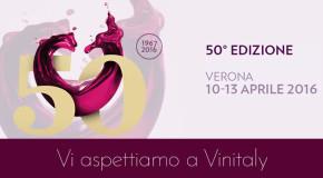 Vinitaly, calici dal mondo per la 50ª edizione