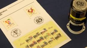 Poste Italiane celebra il Vinitaly con due francobolli a tiratura limitata