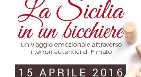 """Agrigento, da Akropolis """"La Sicilia in un bicchiere"""""""