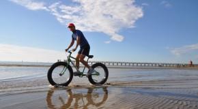 Fat Sand Bike: il nuovo sport di culto