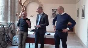 Pino Cuttaia e Davide Dutto si raccontano a Licata