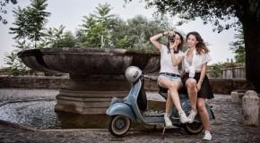 """Quella volta in giro per Roma come in """"Vacanze Romane"""" con Red Bull…"""